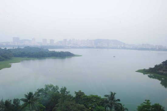 Renaissance Mumbai Convention Centre Hotel : View from room 2510