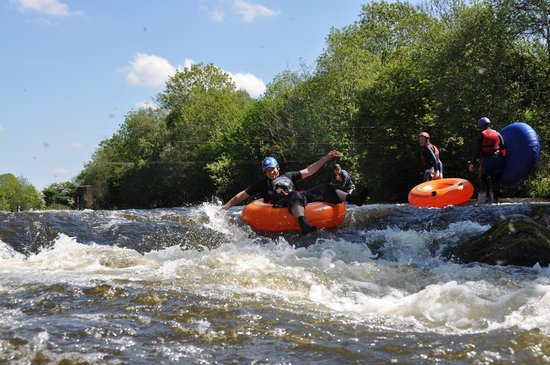 Outdoor Discovery Adventure Company: Whitewater Tubing