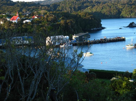 Stewart Island Lodge : The view from room 1