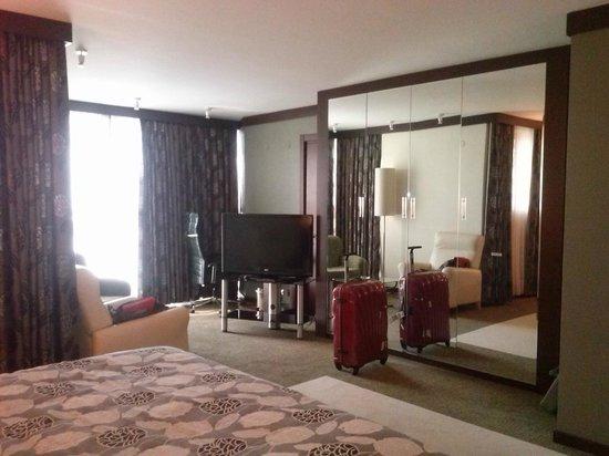 Ontur Butik Otel Ankara: Chambre