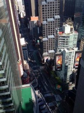 W New York - Times Square : 51st floor
