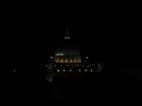 Genio Hotel: Vistas desde la terraza
