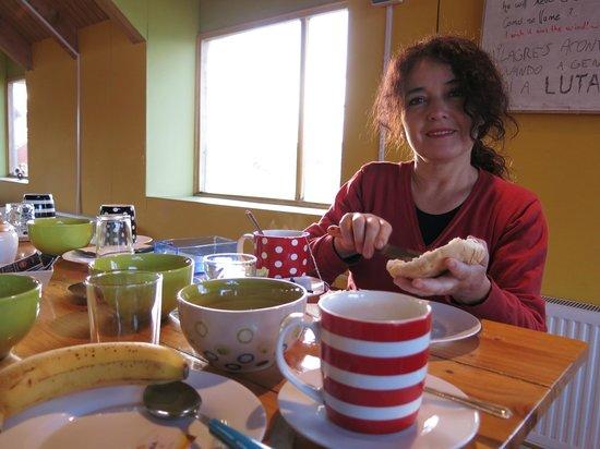 Hostal Lili-Patagonico: Desayuno