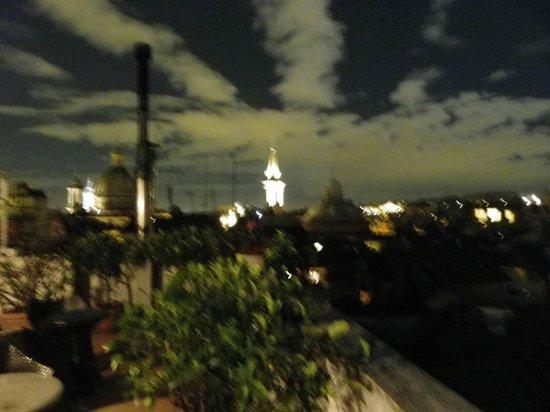 Hotel Genio: Vistas desde la terraza