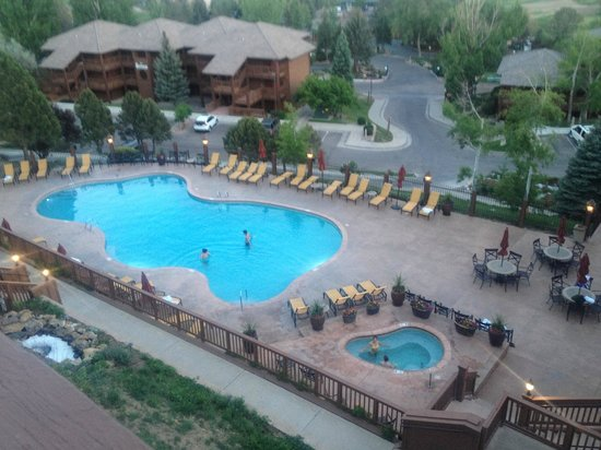 Cheyenne Mountain Resort : Piscina