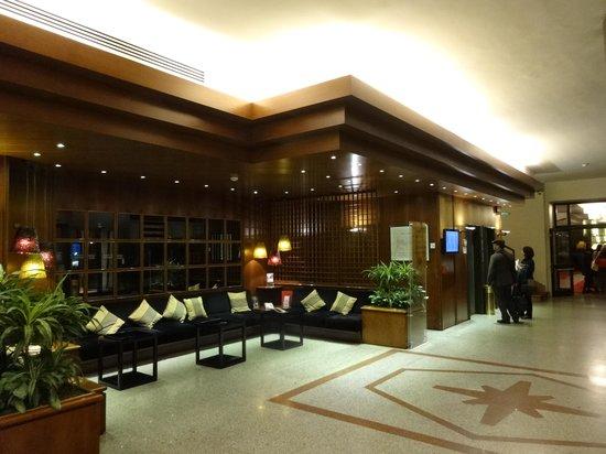 FH Grand Hotel Palatino : フロント