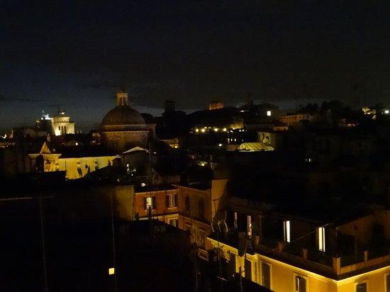FH Grand Hotel Palatino : 部屋からの眺望