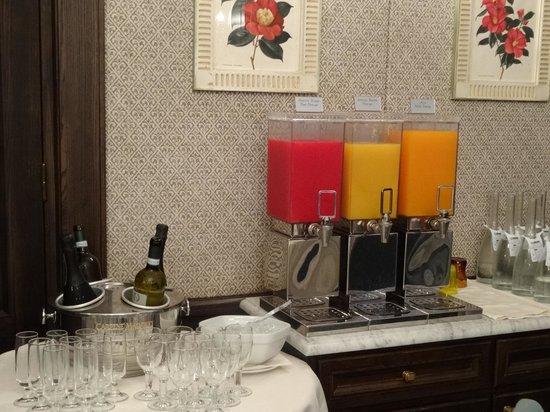 FH Grand Hotel Palatino : 朝食のレストランで