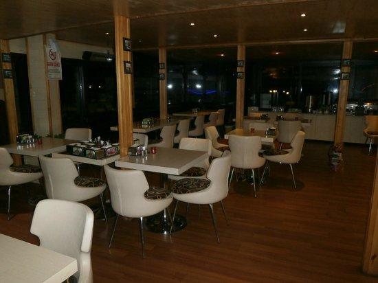 Angel's Home Hotel: restaurant