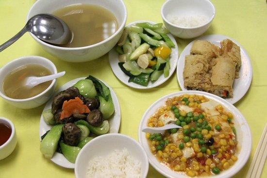 Lantau Island Vegetarian Restaurant