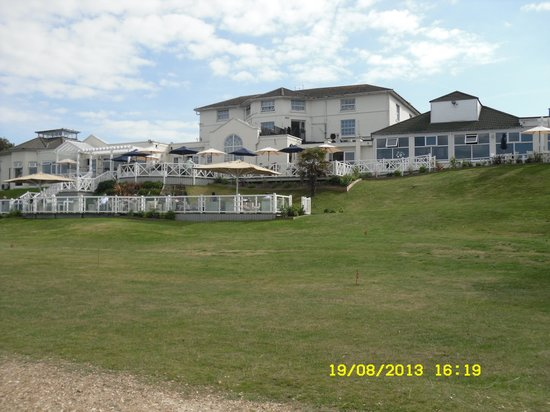 norton grange from the sea path picture of warner leisure hotels rh tripadvisor co uk