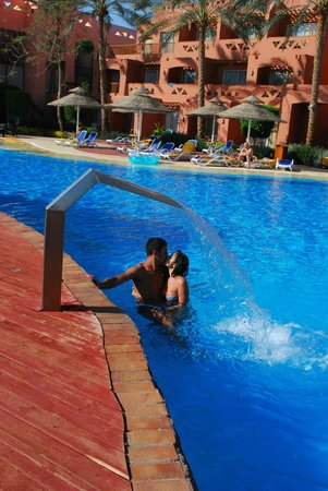 Nubian Island Hotel: Бассейн