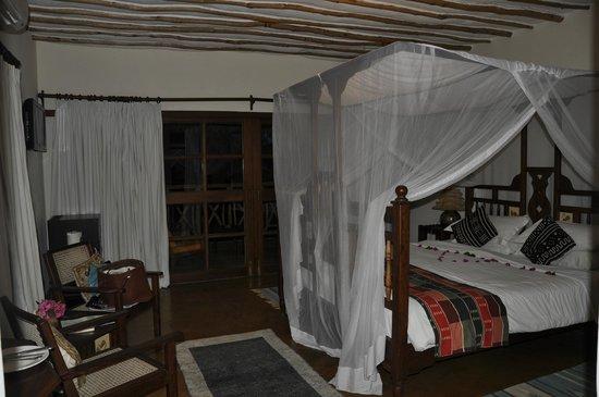 Neptune Palm Beach Boutique Resort & Spa : Chambre