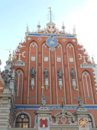 Riga Town Hall Square: 2011