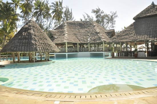 Neptune Palm Beach Boutique Resort & Spa: Piscine palm