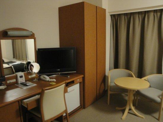 Kumamoto Tokyu REI Hotel: 備品