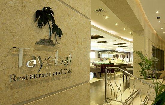 Grand BelleVue: lobby