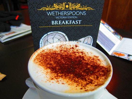 The Ivory Peg: Cappuccino
