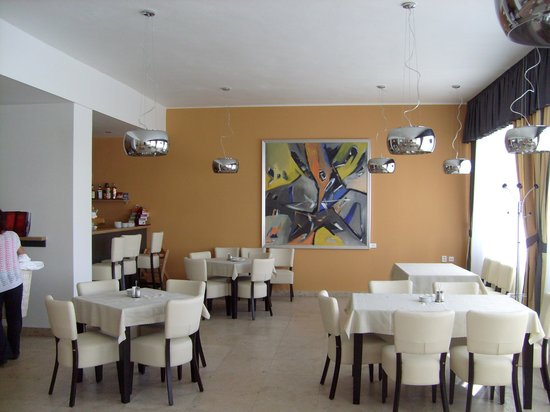 Hotel Bobik: The restaurant