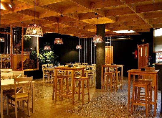 La Carbonería Mérida: Salón 1