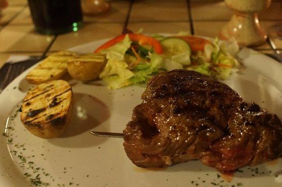 L'Etable : steak étable
