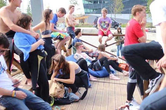 WakeUp Docklands: social group