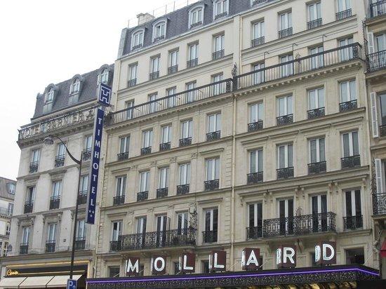 Timhotel Opera Madeleine: façade hotel