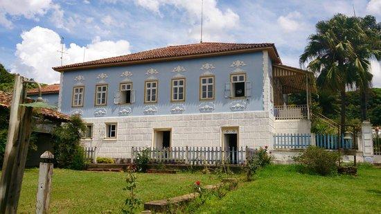 Tres Pontas, MG: Casa do Hotel