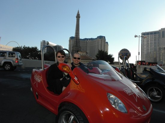 Scoot City Tours The Strip