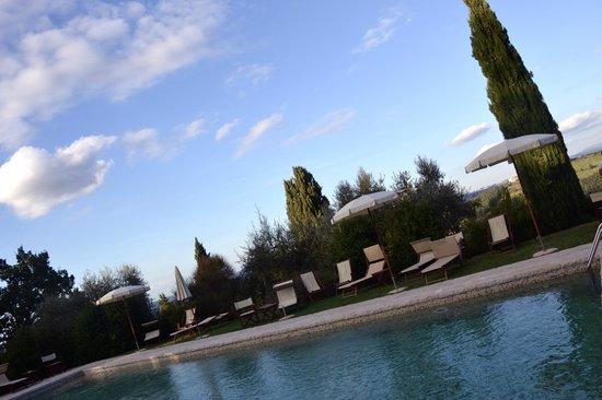 Il Borghetto di San Gimignano Agriturismo: piscina