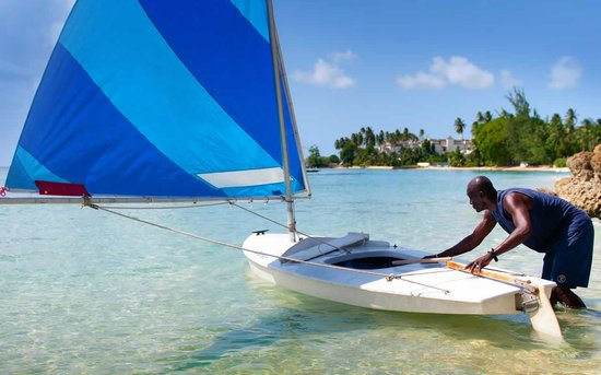 Cobblers Cove: Sailing