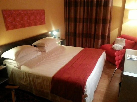 Best Western Plus City Hotel: La camera