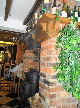 Henley Street Tea Rooms: Calidez y buena ubicación.