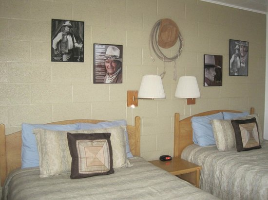 Canyon Lodge : John Wayne Zimmer