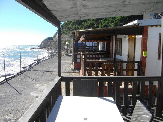 Angolo di Sogno : bungalow sul mare
