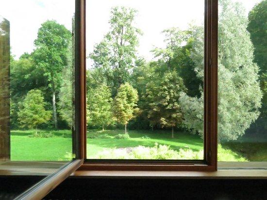 Jugendherberge Possenhofen: Vista do quarto