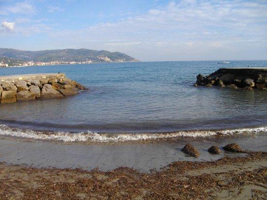 Angolo di Sogno: spiaggia