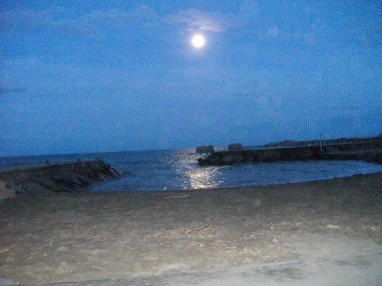 Angolo di Sogno: spiaggia notturno
