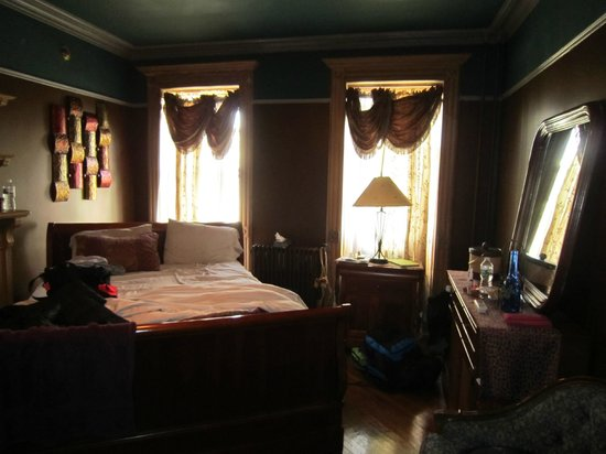 Sankofa Aban : Our room