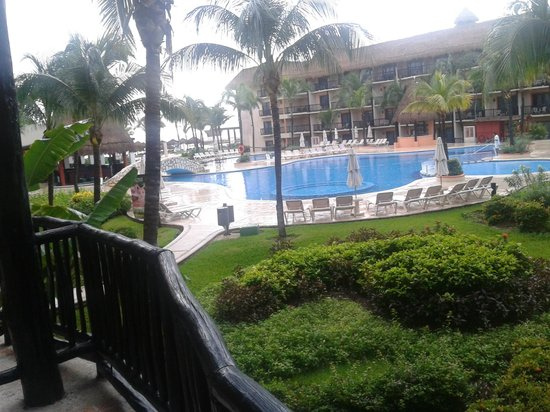 Catalonia Yucatan Beach: Buenas vistas