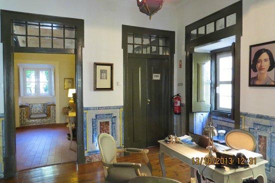 Palacio Ramalhete : Another snap of interior