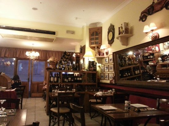 Maltese Mama: the restaurant