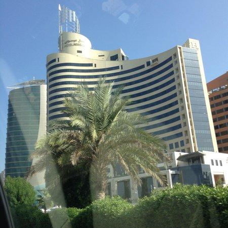 Symphony Style Hotel Kuwait : Exerior View of Hotel Missoni