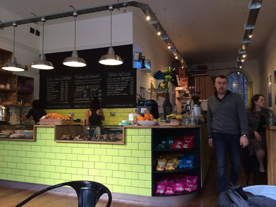 Pep & Fodder: Great quality, grand atmosphere