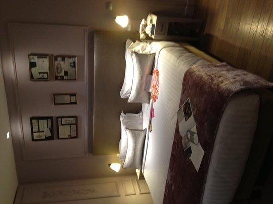 Hotel & Spa La Belle Juliette: chambre