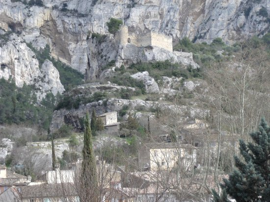 Villa Chante Coucou: vue splendide