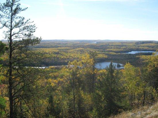 Minnesota's North Shore Scenic Drive: Eagle Mountain Hike