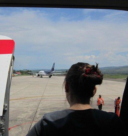 Gocta Andes Lodge: arrival in Tarapoto