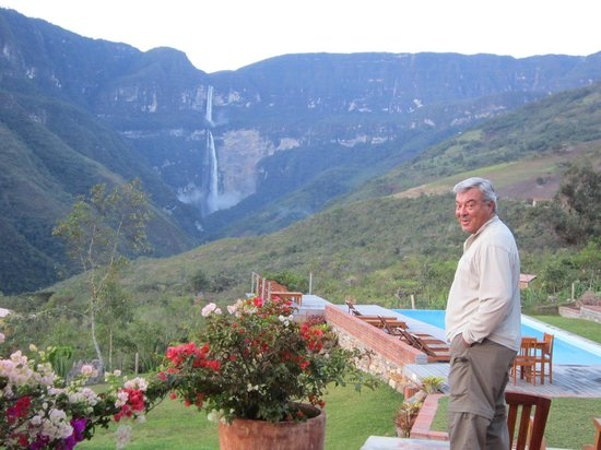 Gocta Andes Lodge : perfect spot