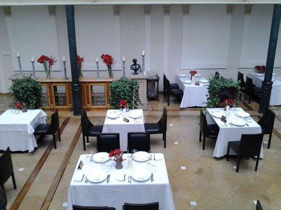 Hotel Pod Roza : Restaurant